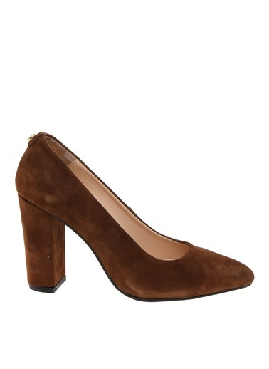 Beymen Studio Beymen Studio Taba Topuklu Ayakkabı Taba